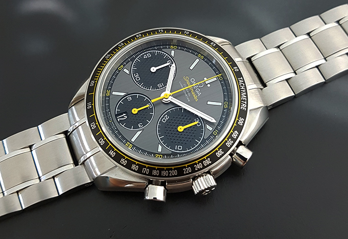 Omega Speedmaster Racing Co-Axial Chronograph Ref. 326.30.40.50.06.001