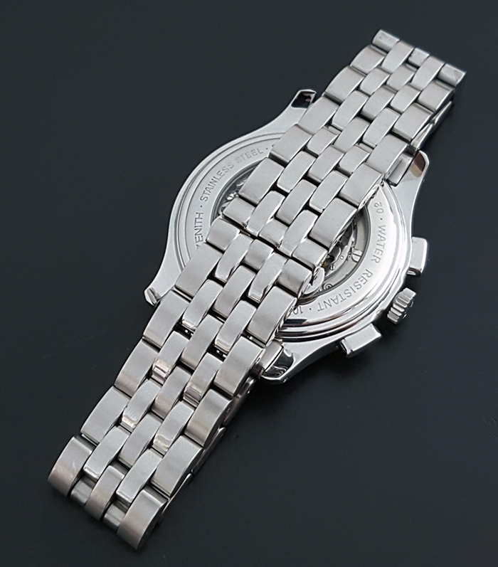 Zenith El Primero HW Chronograph Wristwatch Ref. 02.0500.420/24