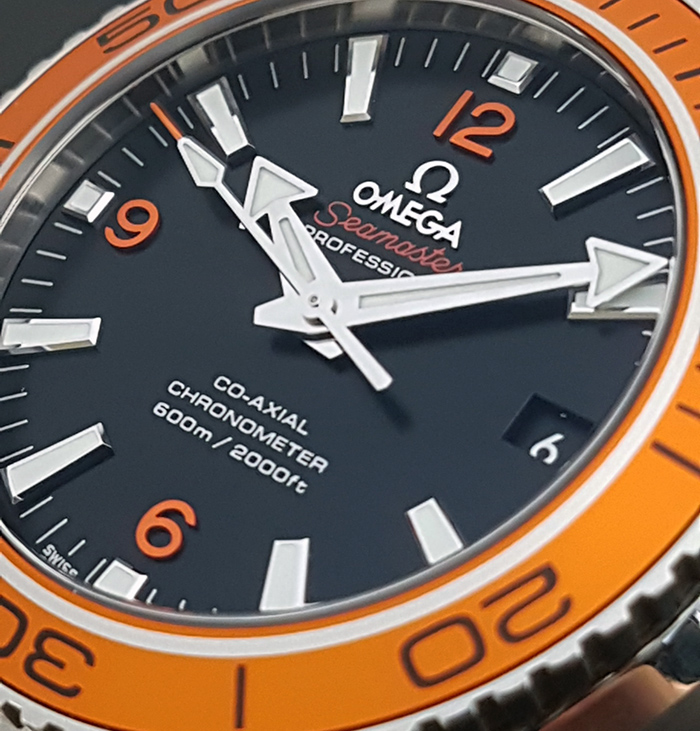 Omega Seamaster Planet Ocean 600m Co-Axial Ref. 232.30.42.21.01.002