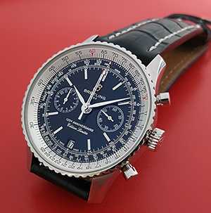 Breitling Navitimer 125th Anniversary Wristwatch Ref. A26322