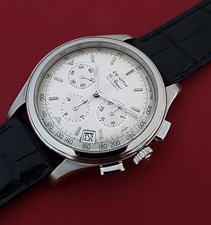 Zenith Classic El Primero Wristwatch Ref. 01.0501.400/01