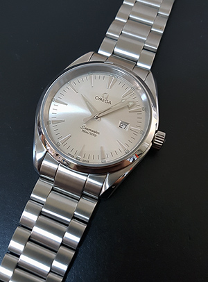 Omega Seamaster Aqua Terra Quartz Wristwatch Ref. 2517.30