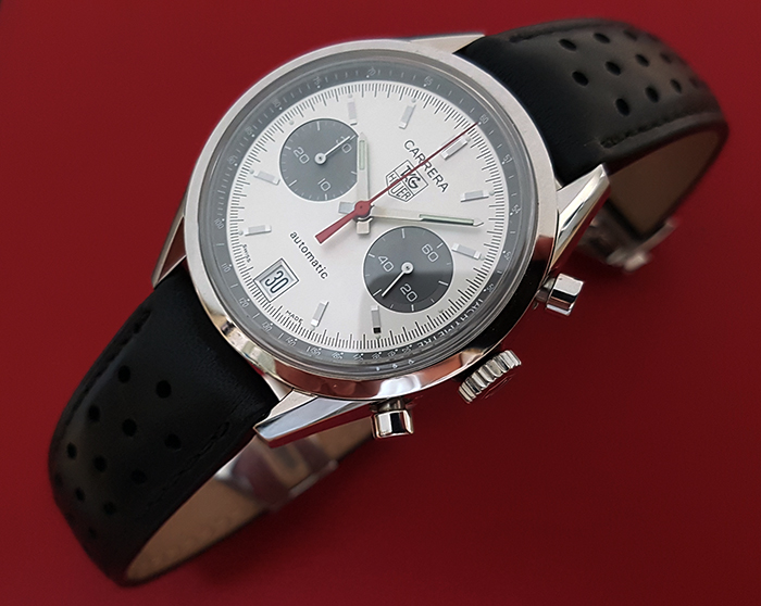 Tag Heuer Carrera 'Jack Heuer' Limited Edition Ref. CV2117
