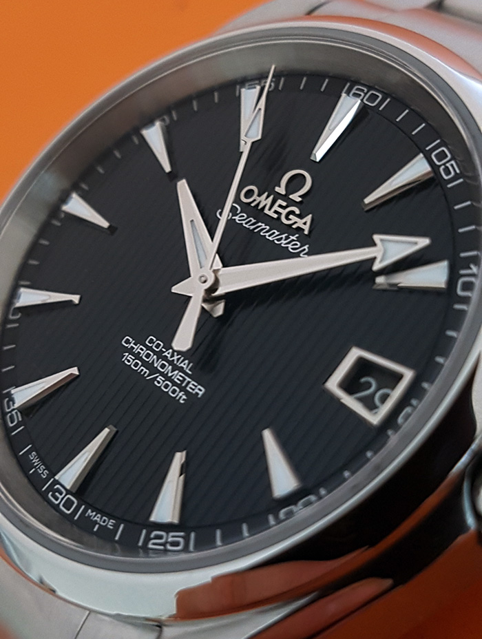 Omega Seamaster Aqua Terra 150M Co-Axial Chronometer Wristwatch ref. 231.10.39.21.01.001