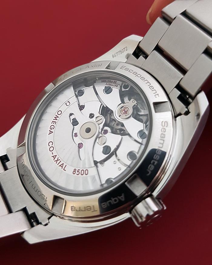Omega Seamaster Aqua Terra 150M Co-Axial Wristwatch Ref. 231.10.39.21.01.001
