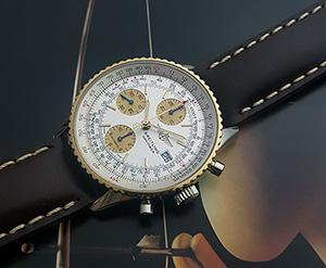 Breitling Old Navitimer Wristwatch Ref. D13322