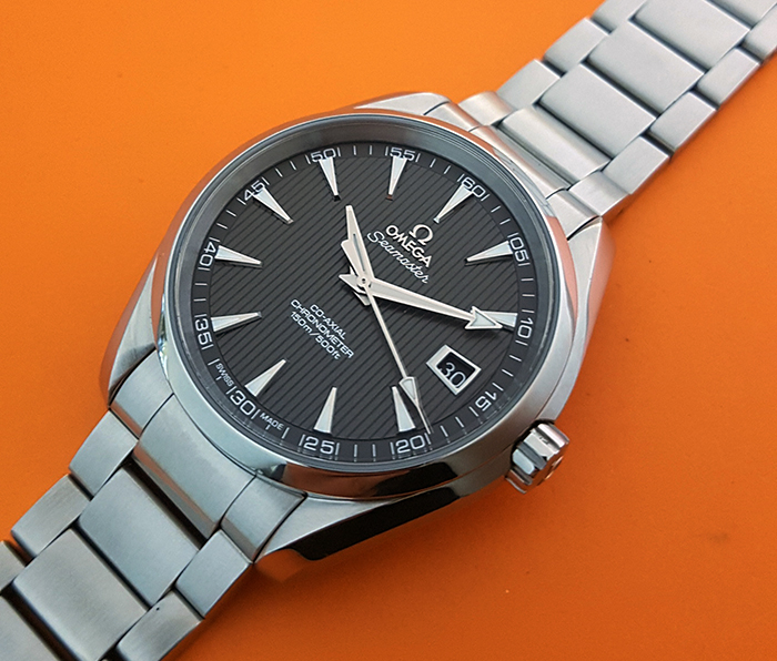 Omega Seamaster Aqua Terra 150M Co-Axial Wristwatch Ref. 231.10.42.21.06.001