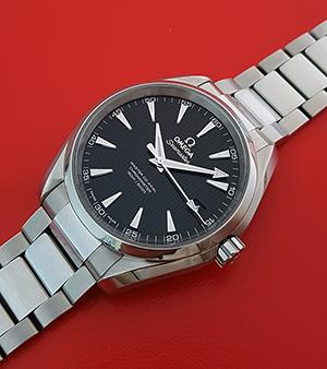 Omega Seamaster Aqua Terra 150M Master Co-Axial Wristwatch Ref. 231.10.42.21.01.003
