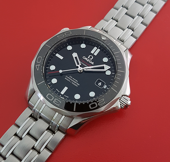 Omega Seamaster Professional Men's Co-Axial Wristwatch Ref. 212.30.41.20.01.003