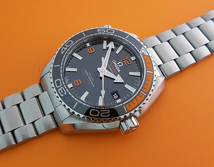 Omega Seamaster Planet Ocean 600M Co-Axial Master Chronometer Wristwatch Ref. 215.30.44.21.01.002