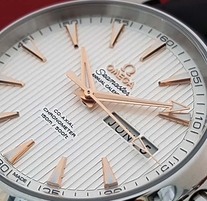 Omega Seamaster Aqua Terra 150m Co-Axial Annual Calendar Wristwatch Ref. 231.13.43.22.02.003