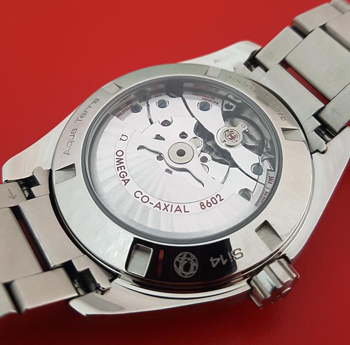 Omega Seamaster Aqua Terra 150M Co-Axial Day-Date Wristwatch Ref. 231.10.42.22.01.001