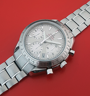 Omega Speedmaster Automatic Chronometer, Ref. 323.10.40.40.02.001