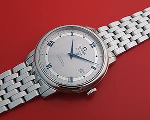 Omega De Ville Prestige Co-Axial Wristwatch Ref. 424.10.40.20.02.001