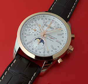 Longines Conquest Classic Wristwatch Ref. L2.798.5.72.3