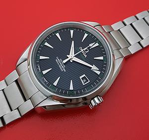 Omega Seamaster Aqua Terra Co-Axial Wristwatch Ref. 231.10.42.21.01.001