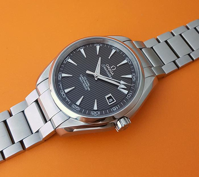 Omega Seamaster Aqua Terra Co-Axial Wristwatch Ref. 231.10.42.21.06.001
