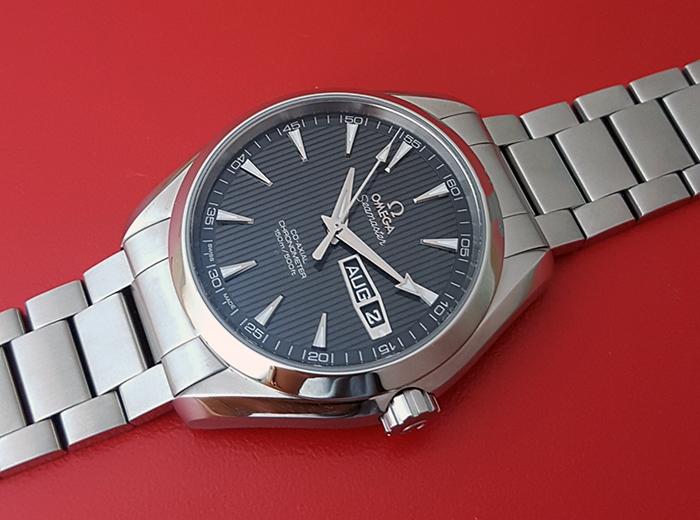 Omega Seamaster Aqua Terra Co-Axial Annual Calendar 150M Wristwatch Ref. 231.10.43.22.06.001