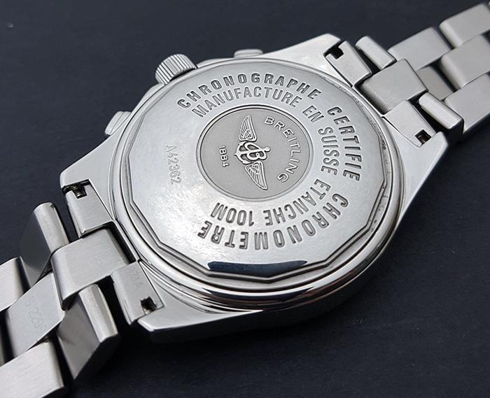 Breitling B-2 Wristwatch Ref. A42362