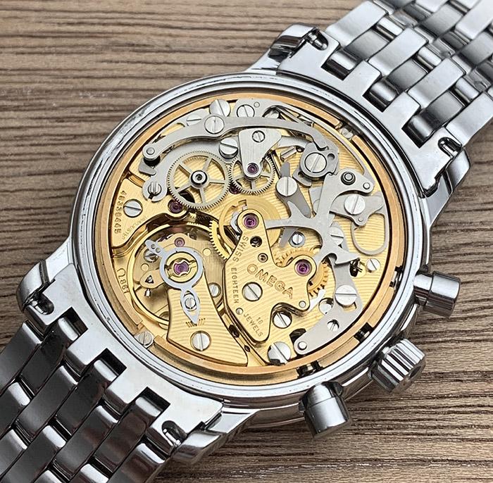 Omega De Ville Prestige Wristwatch Ref. 4540.31