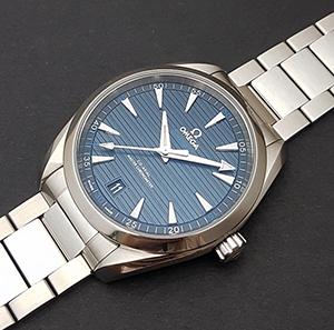 Omega Seamaster Aqua Terra 150M Co-Axial Master Wristwatch Ref. 220.10.41.21.03.001