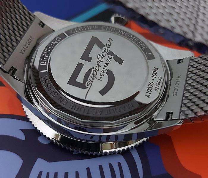 Breitling Super Ocean Heritage '57 Wristwatch Ref. A10370