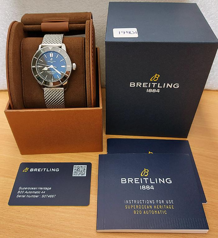 Breitling Super Ocean Heritage II Wristwatch Ref. AB2030
