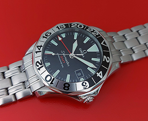 Omega Seamaster 300M GMT 50th Anniversary Ref. 2534.50