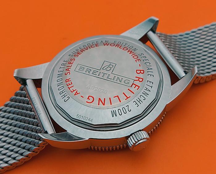 Breitling Superocean Heritage II 46 Wristwatch Ref. AB2020