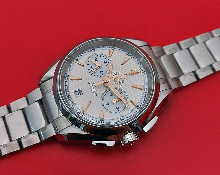 Omega Seamaster Aqua Terra 150M Co-Axial GMT Chronograph Ref. 231.10.43.52.02.001