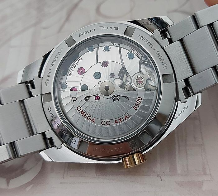 Omega Seamaster Aqua Terra Co-axial YG/SS Ref. 231.20.39.21.06.004