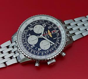Breitling Navitimer 01 Wristwatch Ref. AB0120