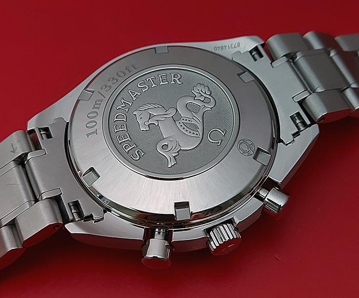 Omega Speedmaster Date Chronograph Wristwatch Ref. 323.30.40.40.06.001