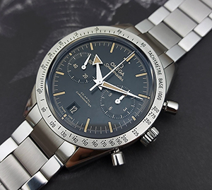 Omega Speedmaster '57 Co-Axial Wristwatch Ref. 331.10.42.51.01.002