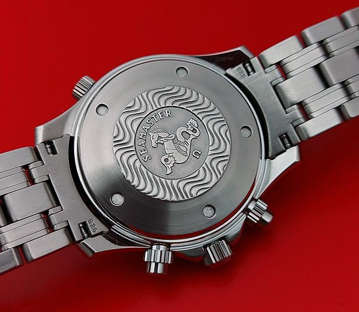 Omega Seamaster Professional Chronograph Wristwatch Ref. 2599.80