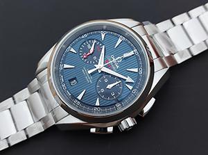 Omega Seamaster Aqua Terra 150M Co-Axial Chronograph Ref. 231.10.43.52.03.001