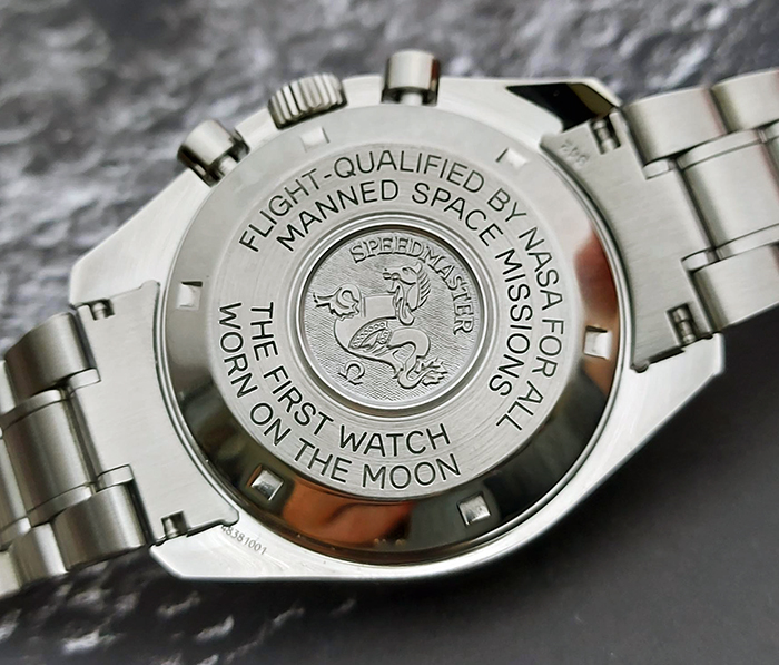 Omega Speedmaster Professional Apollo 7 Ref. 3597.11