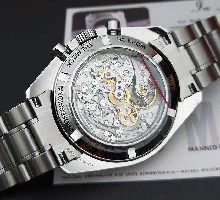 Omega Speedmaster Professional Moonwatch Ref. 3572.50