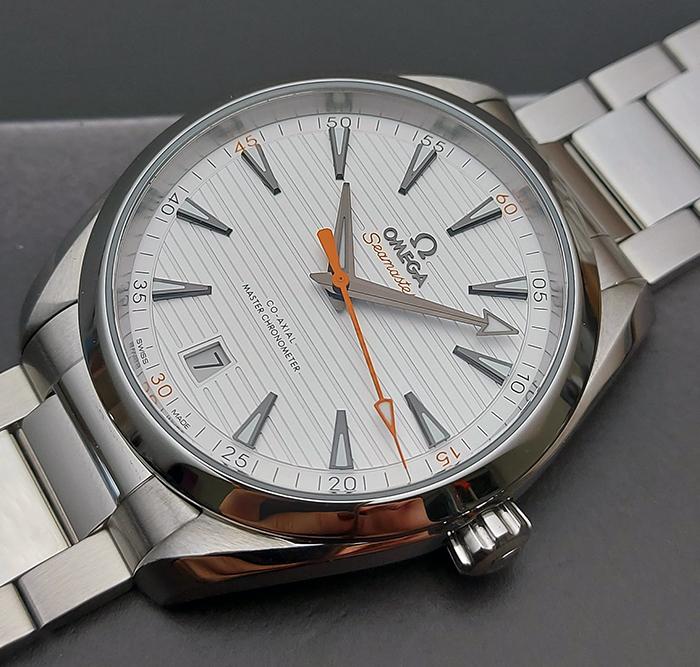 Omega Seamaster Aqua Terra 150M Co-Axial Master Wristwatch Ref. 220.10.41.21.02.001
