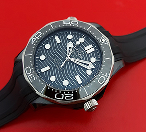 Omega Seamaster Diver 300M Co-Axial Wristwatch Ref. 210.92.44.20.01.002