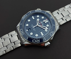 Omega Seamaster Diver 300M Co-Axial Wristwatch Ref. 210.30.42.20.03.001