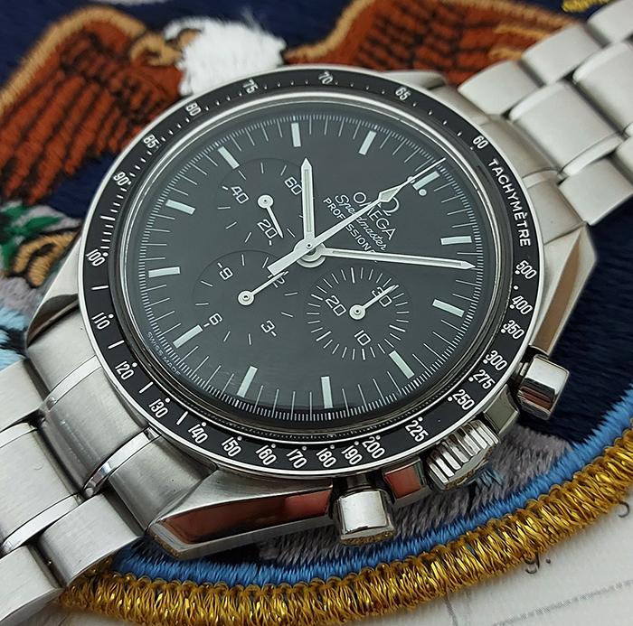 Omega Speedmaster Moonwatch Apollo 11 Wristwatch Ref. 3560.50