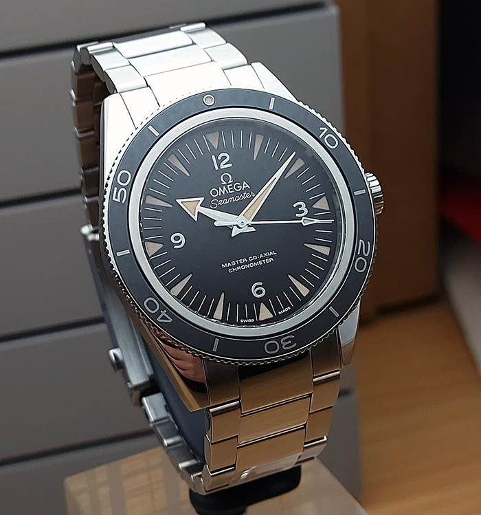 Omega Seamaster Professional Master Co-Axial Ref. 233.30.41.21.01.001