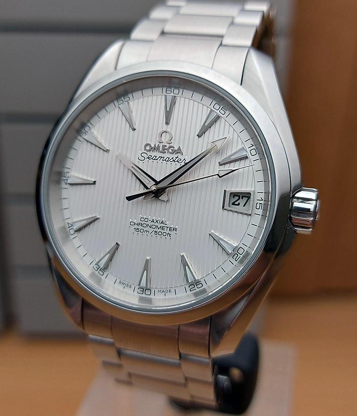 Omega Seamaster Aqua Terra 150m Co-Axial Wristwatch Ref. 231.10.39.21.02.001