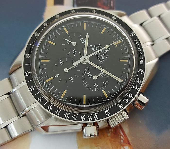 1996 Omega Speedmaster Professional Moonwatch Ref. 3572.50