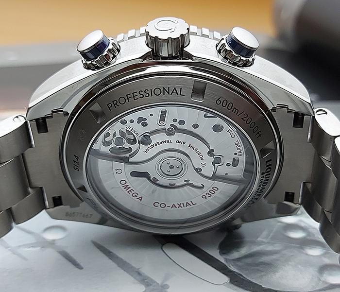 Omega Seamaster Planet Ocean 600M Co-Axial Titanium Chronograph Ref. 232.90.46.51.03.001