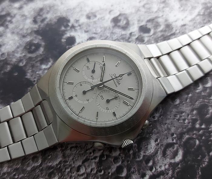 Omega Speedmaster Teutonic Chronograph Ref. 145.0040