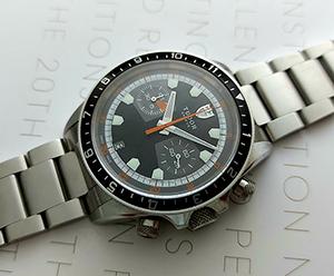 Tudor Heritage Chronograph Wristwatch Ref. 70330N