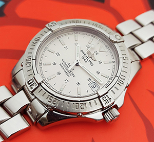 Breitling Colt Automatic Wristwatch Ref. A17350