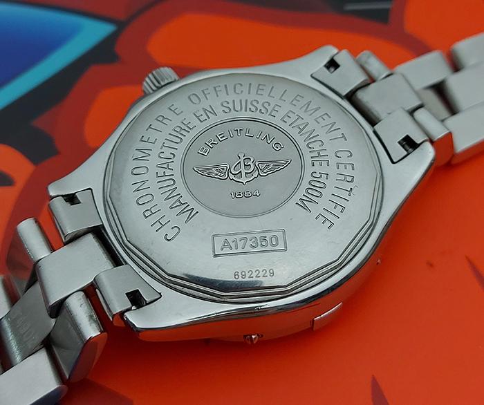 Breitling Colt Automatic Wristwatch Ref. A17350